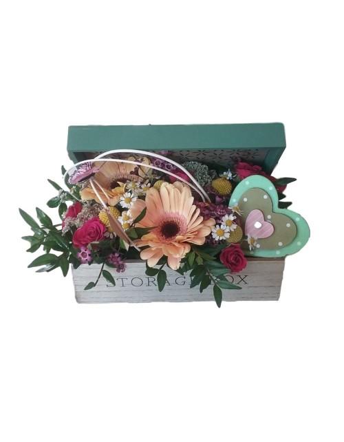 Caja floral